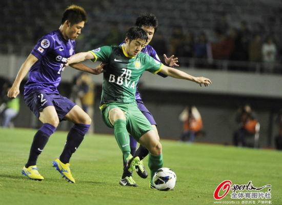 最强阵容静候韩国劲旅!北京国安VS首尔FC录像20130514